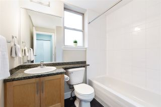"""Photo 21: 234 2108 ROWLAND Street in Port Coquitlam: Central Pt Coquitlam Townhouse for sale in """"AVIVA"""" : MLS®# R2523956"""