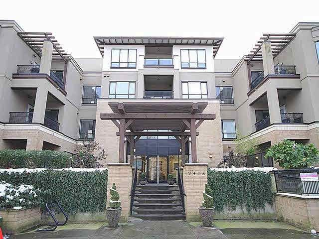 """Main Photo: 414 2478 WELCHER Avenue in Port Coquitlam: Central Pt Coquitlam Condo for sale in """"HARMONY"""" : MLS®# V1095985"""