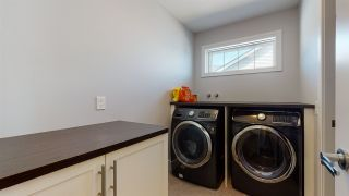 Photo 20: 8128 GOURLAY Place in Edmonton: Zone 58 House for sale : MLS®# E4240261