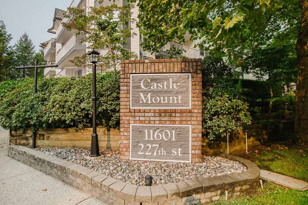 Photo 3: Photos: 110 11601 227 Street in Maple Ridge: East Central Condo for sale : MLS®# R2504284