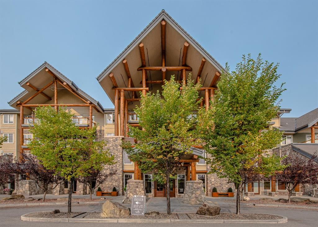 Main Photo: 2312 2330 Fish Creek Boulevard SW in Calgary: Evergreen Apartment for sale : MLS®# A1144871