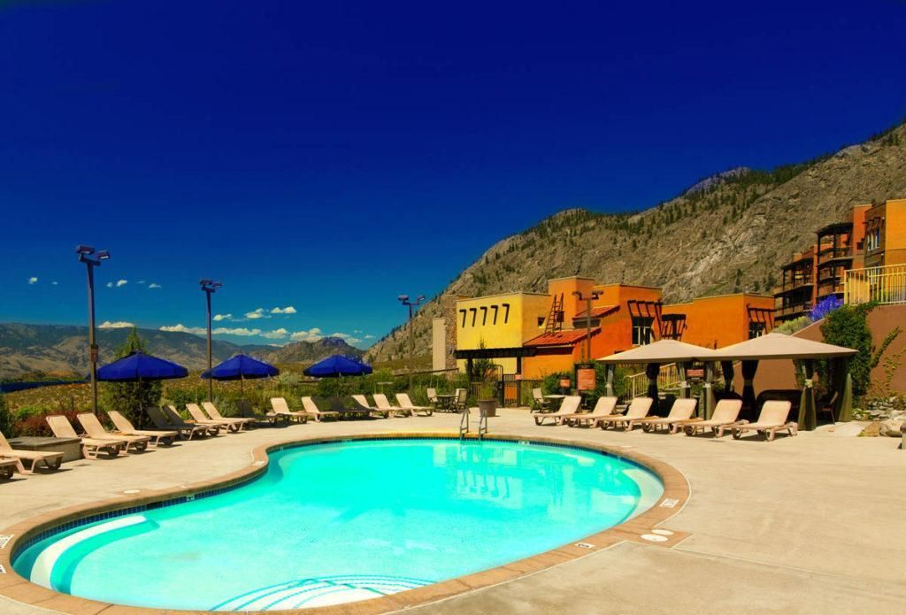 Main Photo: #221C 1200 RANCHER CREEK Road, in Osoyoos: House for sale : MLS®# 186055