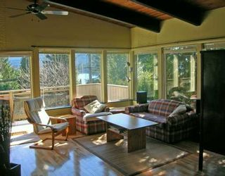 """Photo 3: 1033 BANBURY RD in North Vancouver: Deep Cove House for sale in """"DEEP COVE"""" : MLS®# V579740"""