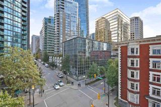 Photo 13: 602 1211 MELVILLE Street in Vancouver: Coal Harbour Condo for sale (Vancouver West)  : MLS®# R2410173