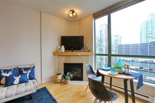 Photo 2: 1206 1239 W GEORGIA Street in Vancouver: Coal Harbour Condo for sale (Vancouver West)  : MLS®# R2505275