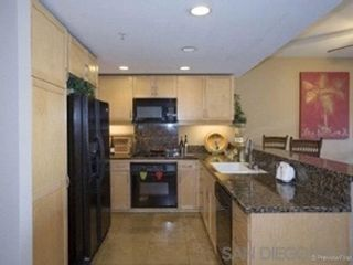 Photo 9: DOWNTOWN Townhouse for rent : 2 bedrooms : 1750 Kettner Blvd #203 in San Diego