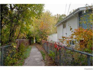 Photo 19: 94 Riverbend Avenue in WINNIPEG: St Vital Residential for sale (South East Winnipeg)  : MLS®# 1531712