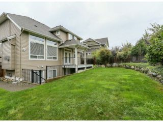 """Photo 20: 5888 163B Street in Surrey: Cloverdale BC House for sale in """"The Highlands"""" (Cloverdale)  : MLS®# F1321640"""
