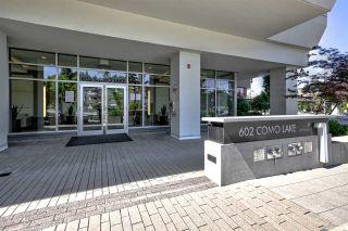 "Photo 18: 807 602 COMO LAKE Avenue in Coquitlam: Coquitlam West Condo for sale in ""Uptown 1"" : MLS®# R2605850"