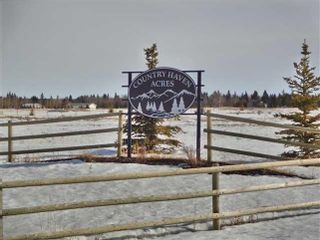 Photo 4: #6 Country Haven Acres: Rural Mountain View County Land for sale : MLS®# A1034872