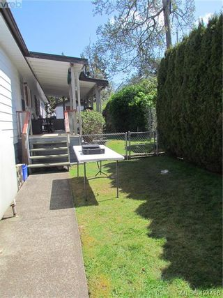 Photo 20: 28 70 Cooper Rd in VICTORIA: VR Glentana Manufactured Home for sale (View Royal)  : MLS®# 838209