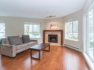 """Photo 1: 110 8651 ACKROYD Road in Richmond: Brighouse Condo for sale in """"The Cartier"""" : MLS®# R2152253"""