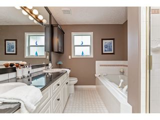 """Photo 21: 147 4001 OLD CLAYBURN Road in Abbotsford: Abbotsford East Townhouse for sale in """"CEDAR SPRINGS"""" : MLS®# R2555932"""