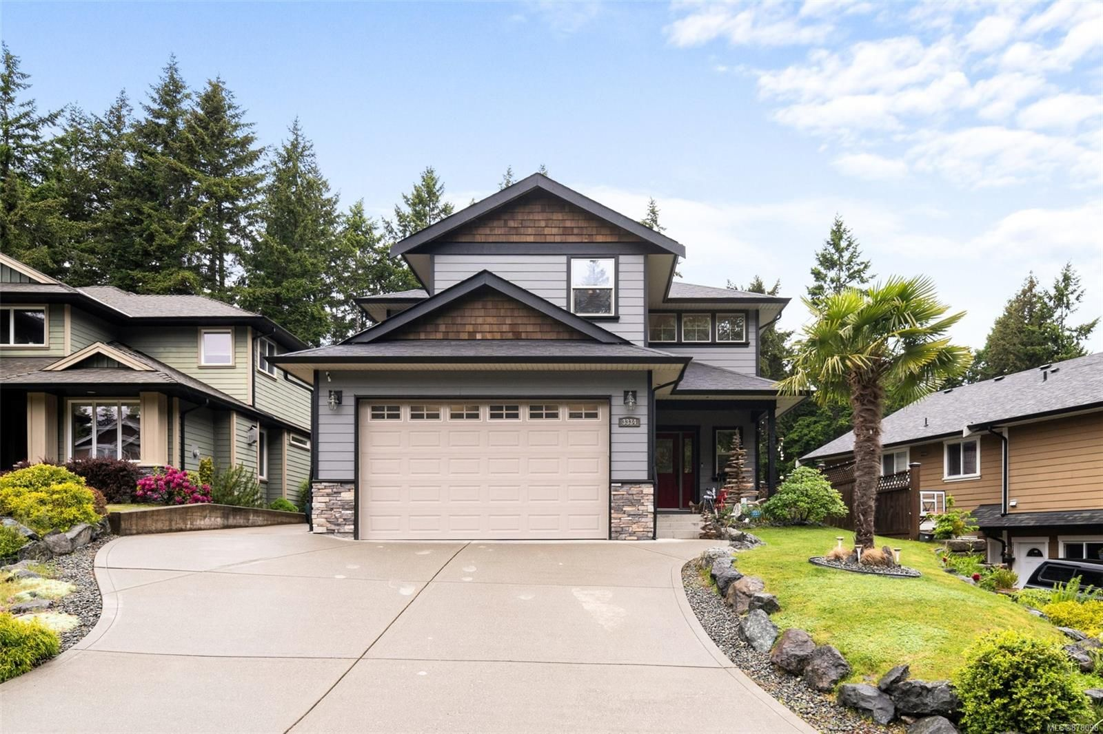 Main Photo: 3334 Sewell Rd in : Co Triangle House for sale (Colwood)  : MLS®# 878098