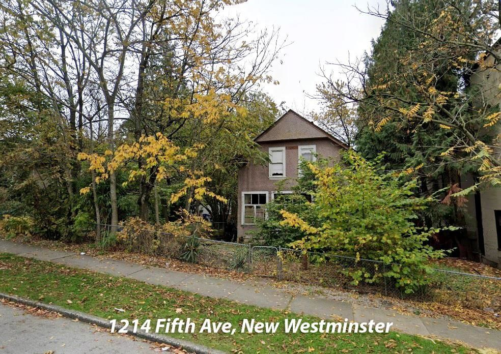 Main Photo: 1214 FIFTH Avenue in New Westminster: Uptown NW House for sale : MLS®# R2618633