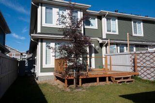 Photo 28: 7211 MORGAN Road in Edmonton: Zone 27 Attached Home for sale : MLS®# E4261557