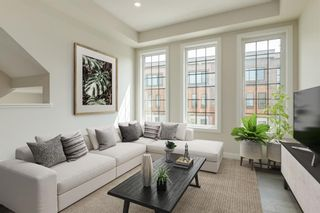 Photo 6: 231 81 Greenbriar Place NW in Calgary: Greenwood/Greenbriar Row/Townhouse for sale : MLS®# A1104462