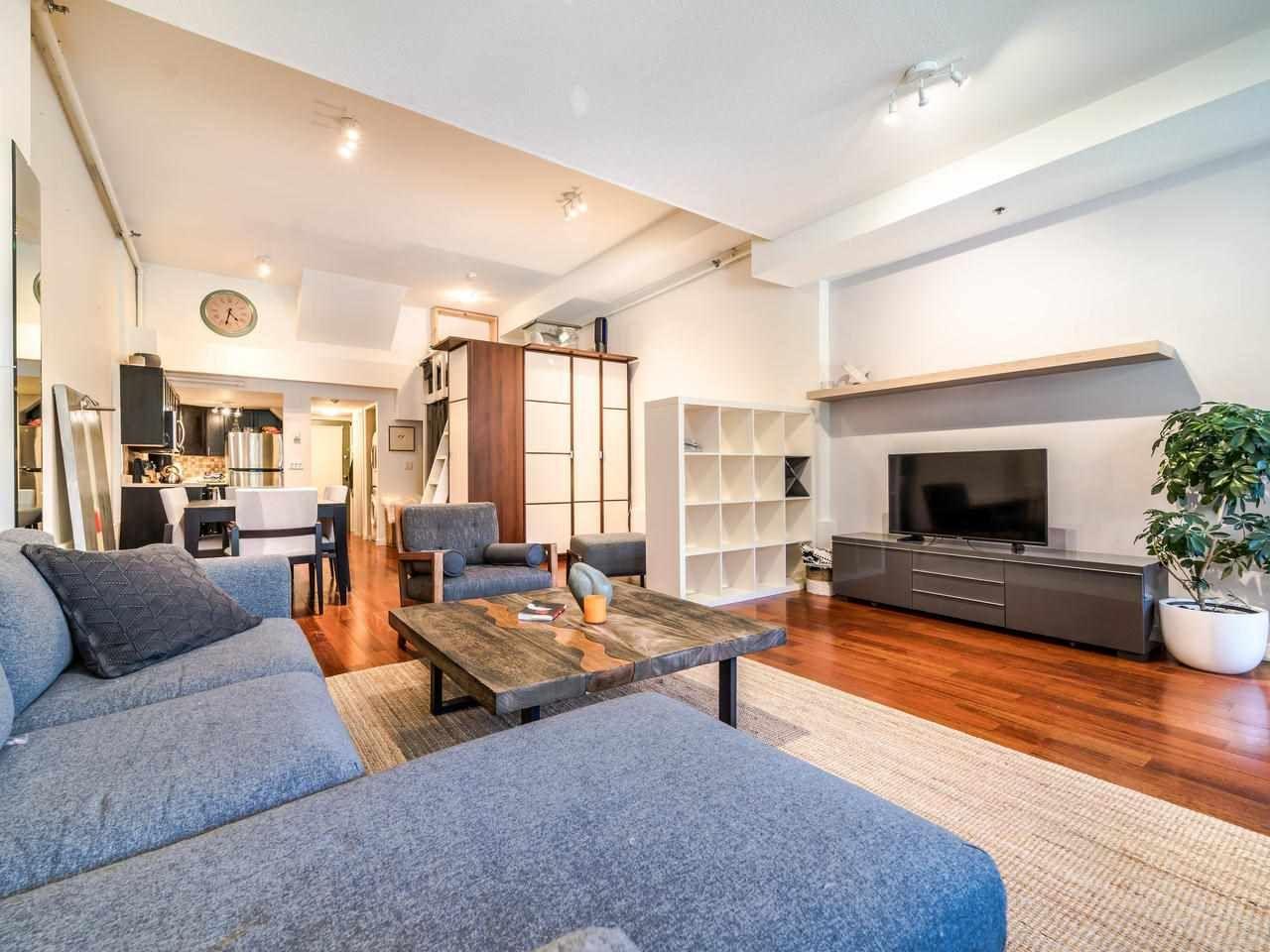 Main Photo: B3 238 E 10TH Avenue in Vancouver: Mount Pleasant VE Condo for sale (Vancouver East)  : MLS®# R2489352