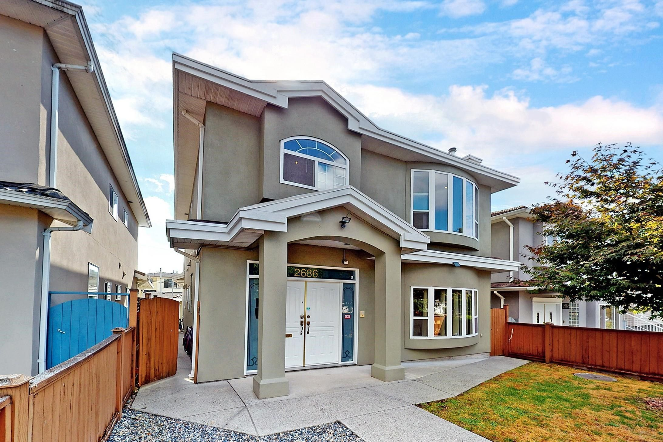 Main Photo: 2686 WAVERLEY Avenue in Vancouver: Killarney VE House for sale (Vancouver East)  : MLS®# R2617888