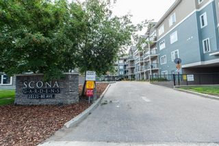 Photo 34: 317 10121 80 Avenue in Edmonton: Zone 17 Condo for sale : MLS®# E4253970