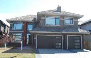 Main Photo: 3629 WESTCLIFF Way in Edmonton: Zone 56 House for sale : MLS®# E4248253