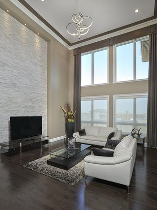 Photo 5: 5112 Woolsey Link in Edmonton: Zone 56 Attached Home for sale : MLS®# E4177425