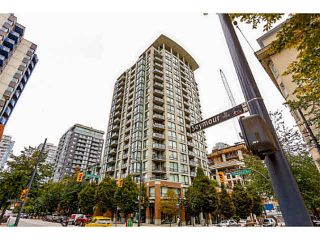 """Photo 1: 605 1082 SEYMOUR Street in Vancouver: Downtown VW Condo for sale in """"FREESIA"""" (Vancouver West)  : MLS®# V1140454"""