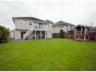 """Photo 20: 18865 61A Avenue in Surrey: Cloverdale BC House for sale in """"Falcon Ridge"""" (Cloverdale)  : MLS®# F1312984"""