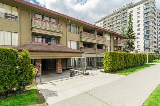 """Photo 2: 104 436 SEVENTH Street in New Westminster: Uptown NW Condo for sale in """"REGENCY COURT"""" : MLS®# R2609337"""