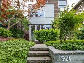 Photo 1: 1920 MCNICOLL Avenue in Vancouver: Kitsilano 1/2 Duplex for sale (Vancouver West)  : MLS®# R2109066
