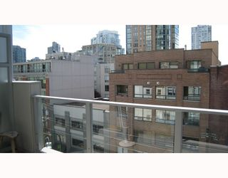 """Photo 9: 504 1228 HOMER Street in Vancouver: Downtown VW Condo for sale in """"THE ELLISON"""" (Vancouver West)  : MLS®# V712393"""