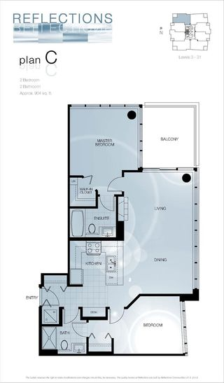 """Photo 43: 2703 7090 EDMONDS Street in Burnaby: Edmonds BE Condo for sale in """"REFLECTIONS"""" (Burnaby East)  : MLS®# R2593626"""