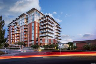 Photo 1: 411 100 Saghalie Rd in : VW Songhees Condo for sale (Victoria West)  : MLS®# 873642