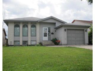 Photo 1: 143 AMERSHAM Crescent in WINNIPEG: St Vital Residential for sale (South East Winnipeg)  : MLS®# 1014356