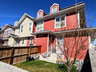 Photo 4: 486 Cranford Park SE in Calgary: Cranston Row/Townhouse for sale : MLS®# A1123540