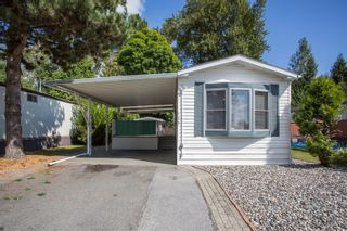 """Photo 22: 125 145 KING EDWARD Street in Coquitlam: Maillardville Manufactured Home for sale in """"MILL CREEK VILLAGE"""" : MLS®# R2493736"""