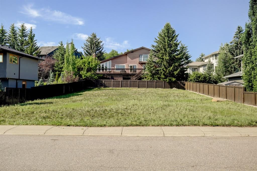 Main Photo: 51 Patterson Drive SW in Calgary: Patterson Residential Land for sale : MLS®# A1128688