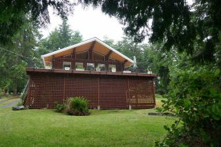 Photo 1: 230 MARINERS WAY: Mayne Island House for sale (Islands-Van. & Gulf)  : MLS®# R2465015
