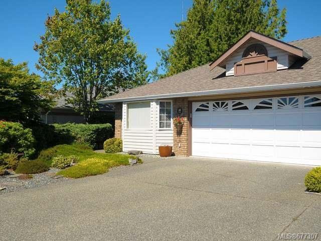 Main Photo: 555 Fairways Pl in COBBLE HILL: ML Cobble Hill Half Duplex for sale (Malahat & Area)  : MLS®# 677307