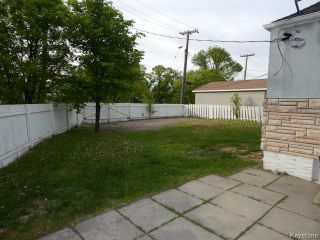 Photo 15: 1049 Manahan Avenue in WINNIPEG: Manitoba Other Residential for sale : MLS®# 1514525