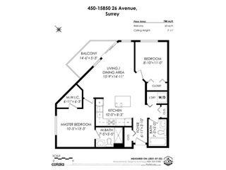 """Photo 38: 450 15850 26 Avenue in Surrey: Grandview Surrey Condo for sale in """"ARC AT MORGAN CROSSING"""" (South Surrey White Rock)  : MLS®# R2605496"""