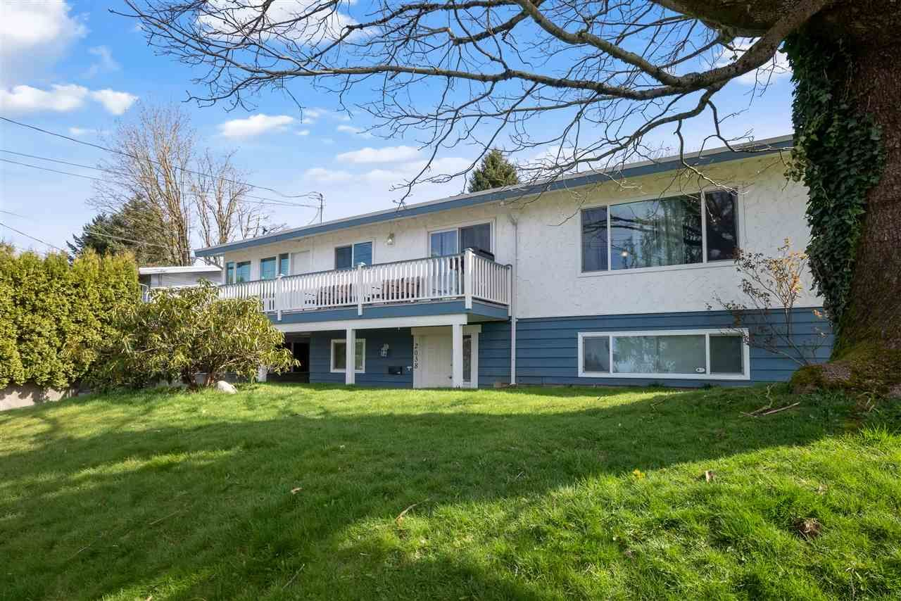 Main Photo: 2038 MARTENS Street in Abbotsford: Poplar House for sale : MLS®# R2560444