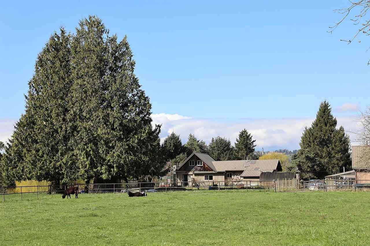 Main Photo: 8716 SYLVESTER Road in Mission: Dewdney Deroche House for sale : MLS®# R2564739
