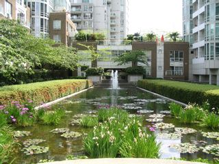 """Photo 16: 1408 1500 HORNBY Street in Vancouver: False Creek North Condo for sale in """"888 BEACH"""" (Vancouver West)  : MLS®# V720670"""