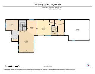 Photo 38: 38 Quarry Drive SE in Calgary: Douglasdale/Glen Detached for sale : MLS®# A1076014