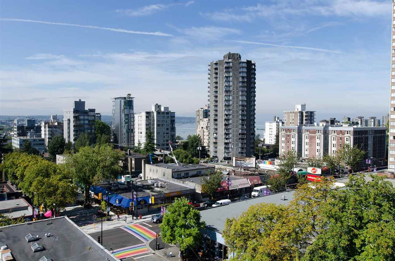 Photo 2: Photos: 802 1150 BUTE Street in Vancouver: West End VW Condo for sale (Vancouver West)  : MLS®# R2191092
