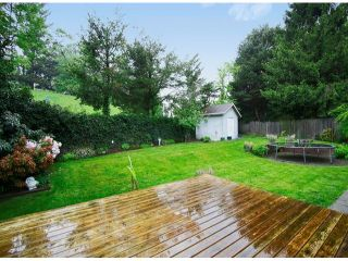 """Photo 12: 2921 MCCOLL Court in Abbotsford: Abbotsford East House for sale in """"McMillan"""" : MLS®# F1411159"""