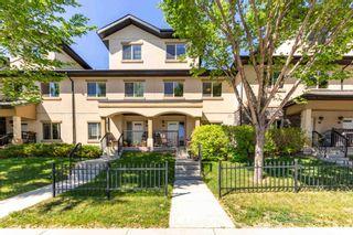 Photo 1: 110 10540 56 Avenue in Edmonton: Zone 15 Townhouse for sale : MLS®# E4248821