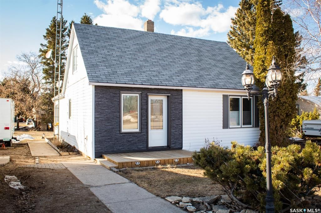 Main Photo: 101 5th Avenue in St. Brieux: Residential for sale : MLS®# SK849600