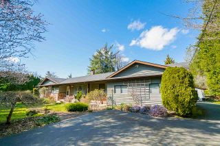 "Photo 1: 24233 54 Avenue in Langley: Salmon River House for sale in ""Salmon River Uplands"" : MLS®# R2448935"